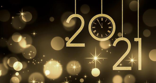 2021年新年のご挨拶&プランの追加・変更について